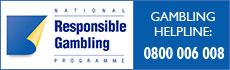 Responsible Gambling Helpline