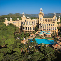 Land-based South African Online Casino - Sun City