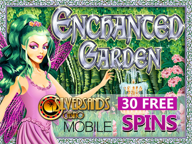 Enchanted Garden Mobile Slots offer