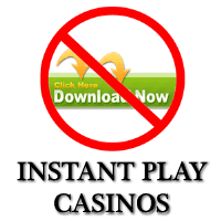 Instant play casino image