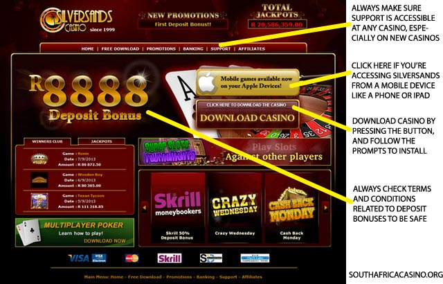What is an online casino